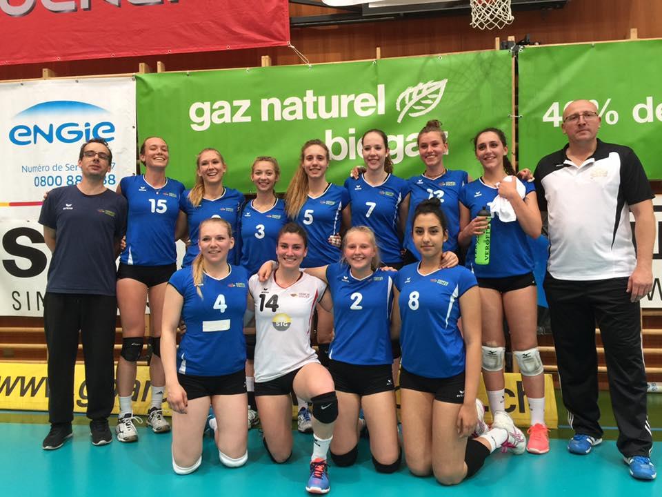 Nos U23 vice-championnes suisses