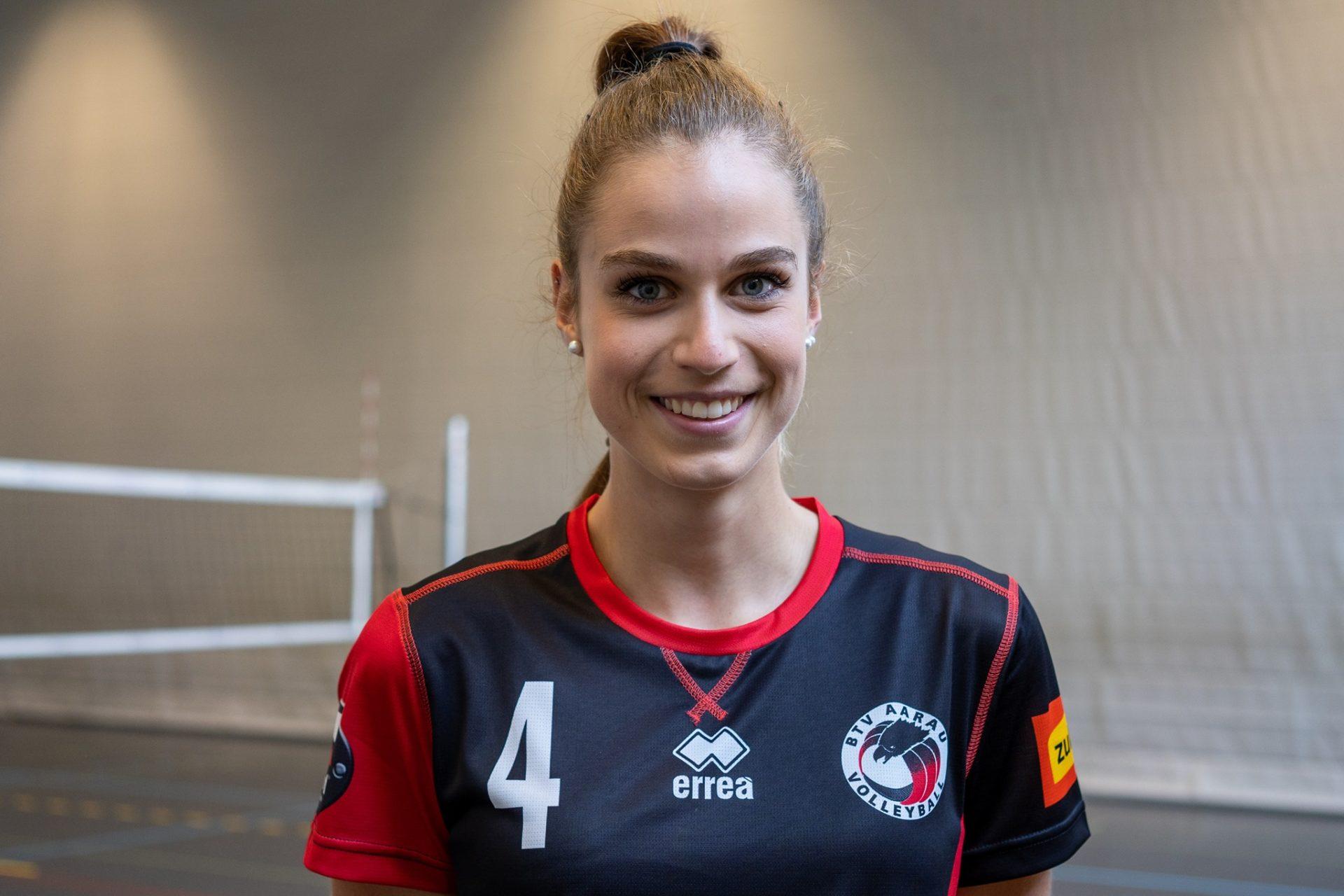 Jeanina Wirz en renfort au Genève Volley