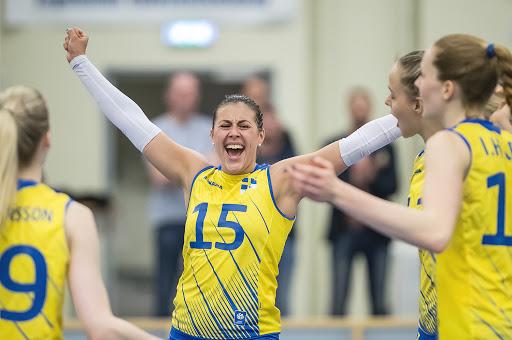 Diana Lundvall flambe avec la Suède !